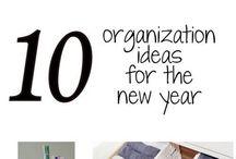 Organisation / by dragonwoman