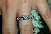 Friday the 13th, July / So I actually have a ring now! Time to take this serious! / by Laura Lambe (Carter)