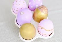 Painted Eggs DIY