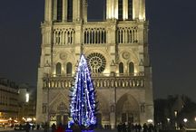 PARIS JAN. 2015 / Sightseeing in Paris and working the apparel trade show.
