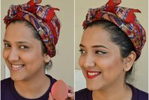 Makeup / All about makeup tips and tutorials. Subtle and bold looks for different occasions.