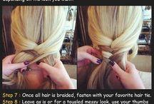 Hair / by Elizabeth Ennis