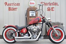 Indian Motorcycles / Indians for Africa