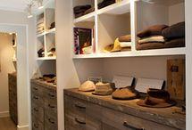 closets & storage / by Kate Potter