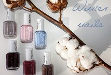 Essie Winter Nails 2016