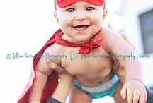 {babies} Six month portriats