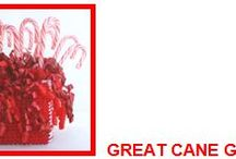 """Christmas """"Candy Cane Crafties"""""""