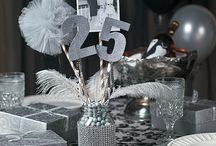 25 trouwdag