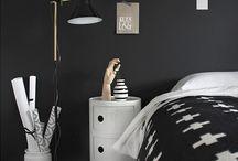Interior : Bedrooms. / by Yeeling