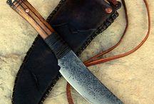 Cuchillería / Cuchillos hechos a mano