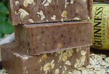 Beer Soap / Artisan Natural Handcrafted Beer Soap Things You Can Do with Beer (Besides Drink It) Guinness Beer Soap – Handmade, Natural – looks like a mug of beer – Perfect gift for the Beer Lover! / by Natural Handcrafted Soap  Company  'Pinterest'