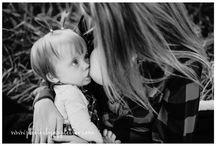 Breastfeeding photo shoots