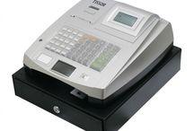 Mesin Kasir Tissor T5000 / Mesin Kasir Tissor T5000 adalah cash register yang di lengkapi dengan alat pendeteksi uang palsu