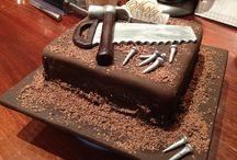 Norm's bday cake ideas