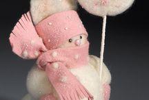 C - Christmas - Needle Felting / by Denise Temple
