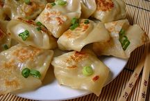 Pot Stickers and Recipes Using Egg Roll Wrappers