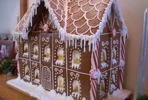 Gingerbread houses! / by Summer Mathews