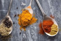Dry spice blends