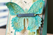 Inspirasjon sommerfugl