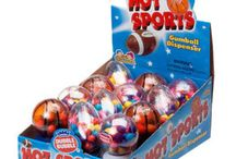 Sports Themed Candy / by CandyCentral