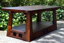 Limbert Pagoda Coffee Table / Limbert Pagoda Coffee Table