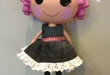 LaLa Loopsy Doll Clothes Patterns