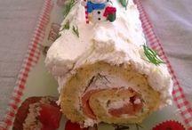 Chritsmas - Noël / Des recettes pour célébrer les fêtes de fin d'année