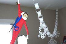 Elf in shelf ideas