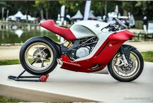 Bilar-Motorcykel