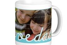 Photo Mug With Text / Cool Photo Mug With Text