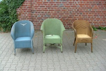 Alte Looms / Antique Loom Chairs