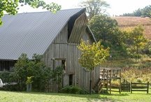 Barns and old buildings / I love old buildings