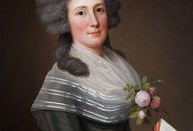 1780s hair