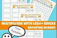 Homeschool: Lego Edition