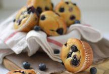 Muffins met yoghurt