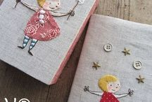 Stitched Notebook Covers