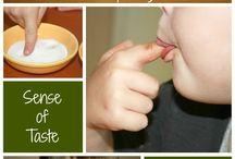 Kids: senses