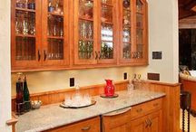 Rustic Kitchen Cabinets Design Ideas