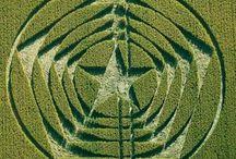 signes symboles crop circle