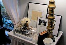 Taca na postumencie | Tray table