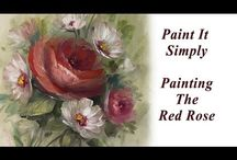 Video painting lessons / Painting lessons