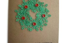 Homemade Christmas Cards Ideas and Crafts