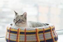Pet items to crochet