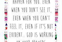 ☝ GOD