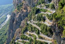 Places to Cycle / Beautiful places to go on your bike!