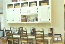 homeschool room / by Teresa Schumacher