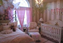 nursery ideas / by MONA SANTOS