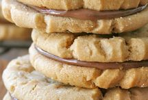 Cookie sandwiches