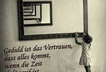 Deutsche Worte