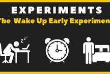 Fitness Experiments / Dietary Supplements and Fitness Experiments. 30-Day Fitness Challenges